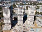 Ход строительства дома Литер 1 в ЖК Звезда Столицы - фото 40, Сентябрь 2019