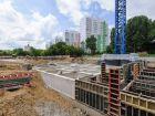ЖД Жемчужный - ход строительства, фото 12, Июль 2021