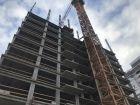 ЖК Горизонт - ход строительства, фото 38, Ноябрь 2020