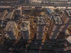 Ход строительства дома Литер 1 в ЖК Звезда Столицы - фото 25, Февраль 2020