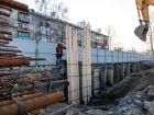 ЖК Каскад на Путейской - ход строительства, фото 65, Ноябрь 2019