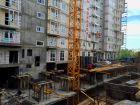 ЖК Каскад - ход строительства, фото 43, Июль 2016