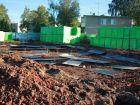 Ход строительства дома №14 в ЖК Каменки - фото 24, Июль 2014