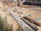 Ход строительства дома № 3 в ЖК Квартет - фото 70, Сентябрь 2020