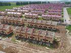 Ход строительства дома 1 типа в Микрогород Стрижи - фото 30, Июнь 2017