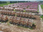 Ход строительства дома 2 типа в Микрогород Стрижи - фото 31, Июнь 2017