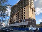 Ход строительства дома Литер 2 в ЖК Династия - фото 34, Октябрь 2019