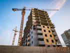 ЖК Zапад (Запад) - ход строительства, фото 45, Август 2019