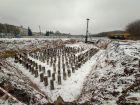 Ход строительства дома № 2 в ЖК Книги - фото 43, Ноябрь 2020