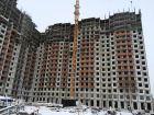 Ход строительства дома № 1 корпус 1 в ЖК Жюль Верн - фото 99, Январь 2016