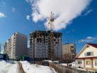 ЖК Каскад на Волжской - ход строительства, фото 40, Март 2018