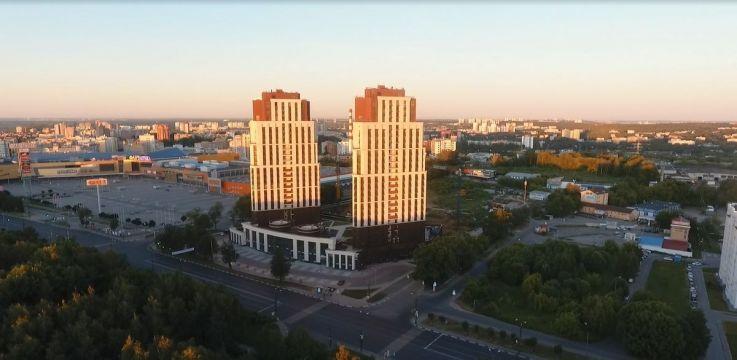 Дом Коммерческие помещения в ЖК АТЛАНТ СИТИ - фото 1