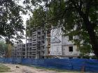 Жилой дом Приокский - ход строительства, фото 13, Сентябрь 2015