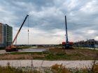 Ход строительства дома № 3 в ЖК КМ Анкудиновский парк - фото 2, Сентябрь 2021