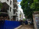 Ход строительства дома №1 в ЖК Премиум - фото 44, Июнь 2018