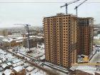 ЖК Центральный-3 - ход строительства, фото 111, Февраль 2018