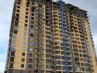 Ход строительства дома Литер 1 в ЖК Династия - фото 19, Март 2020