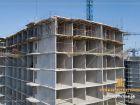 Ход строительства дома Литер 1 в ЖК Звезда Столицы - фото 76, Февраль 2019