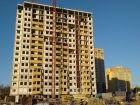Ход строительства дома № 11 в ЖК Академический - фото 20, Ноябрь 2018