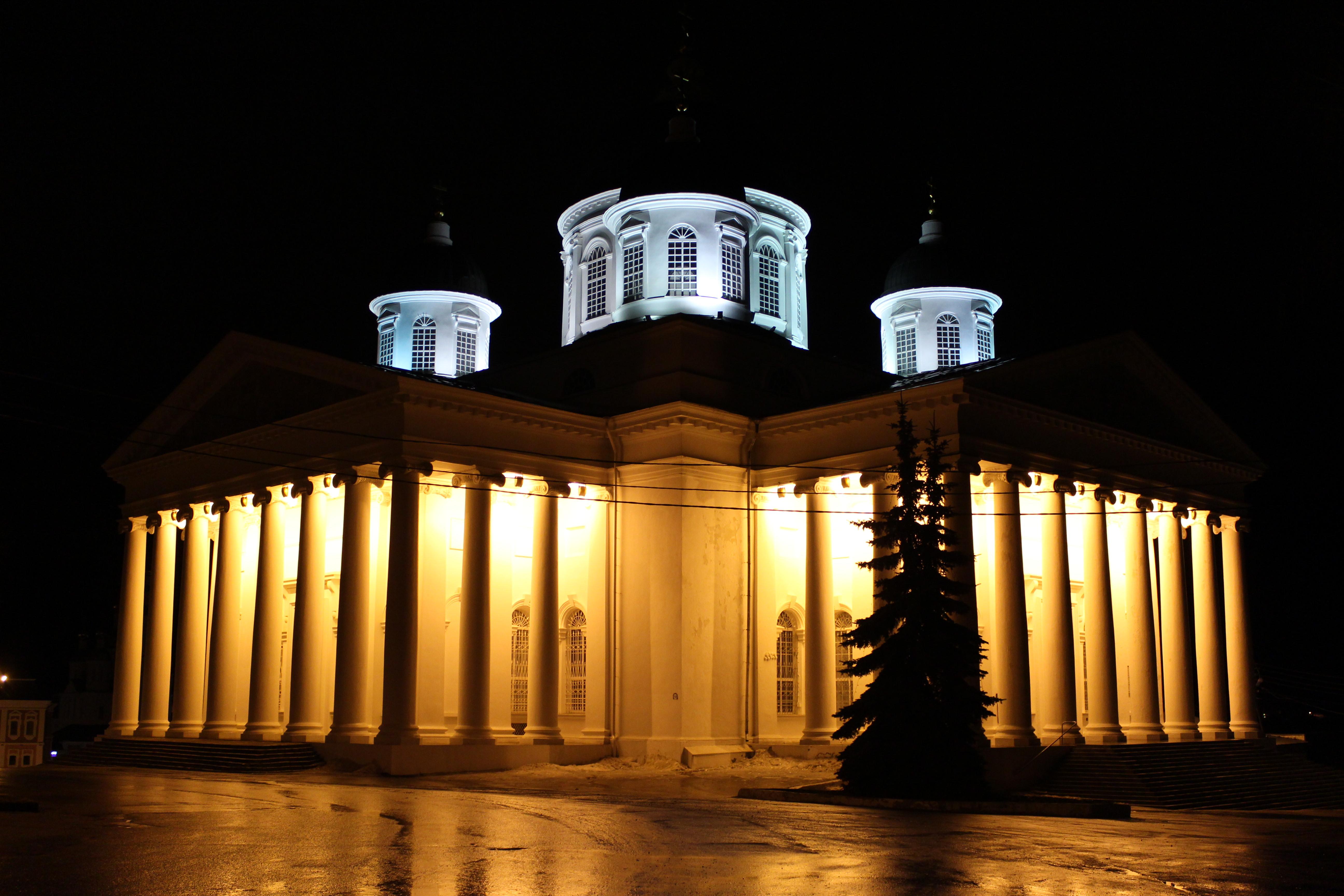 Воскресенский собор планируют отреставрировать в Арзамасе - фото 1