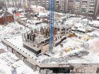ЖК Азбука - ход строительства, фото 35, Январь 2021