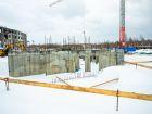 Ход строительства дома № 5 в ЖК Ватсон - фото 40, Март 2021