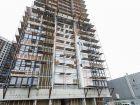 Ход строительства дома Литер 1 в ЖК Первый - фото 45, Январь 2019