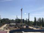 Ход строительства дома  Литер 2 в ЖК Я - фото 104, Май 2019