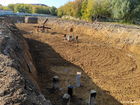 Ход строительства дома № 2 в ЖК Книги - фото 65, Сентябрь 2020