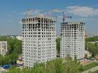 Ход строительства дома № 1 второй пусковой комплекс в ЖК Маяковский Парк - фото 29, Май 2021