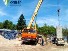 Ход строительства дома № 1 в ЖК Клевер - фото 132, Июнь 2018