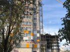 ЖК Монте-Карло - ход строительства, фото 41, Октябрь 2019