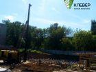 Ход строительства дома № 1 в ЖК Клевер - фото 127, Июнь 2018