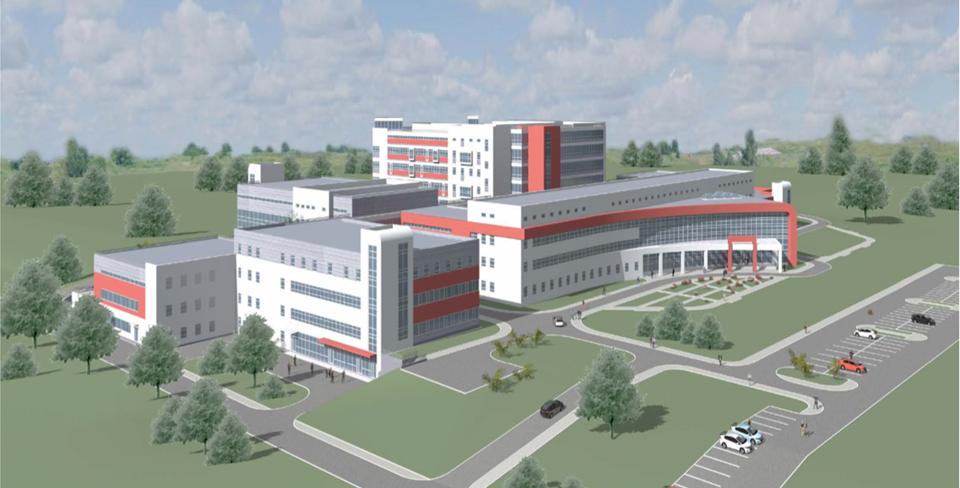 Областной онкоцентр в Новинках начнут строить в 2021 году