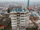 ЖК Царское село - ход строительства, фото 105, Апрель 2020