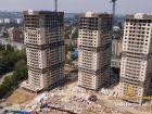 Ход строительства дома Литер 1 в ЖК Звезда Столицы - фото 50, Июль 2019