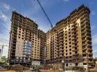 Ход строительства дома Литер 2 в ЖК Династия - фото 16, Июль 2020
