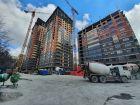 Ход строительства дома № 2 в ЖК Аврора - фото 16, Март 2020