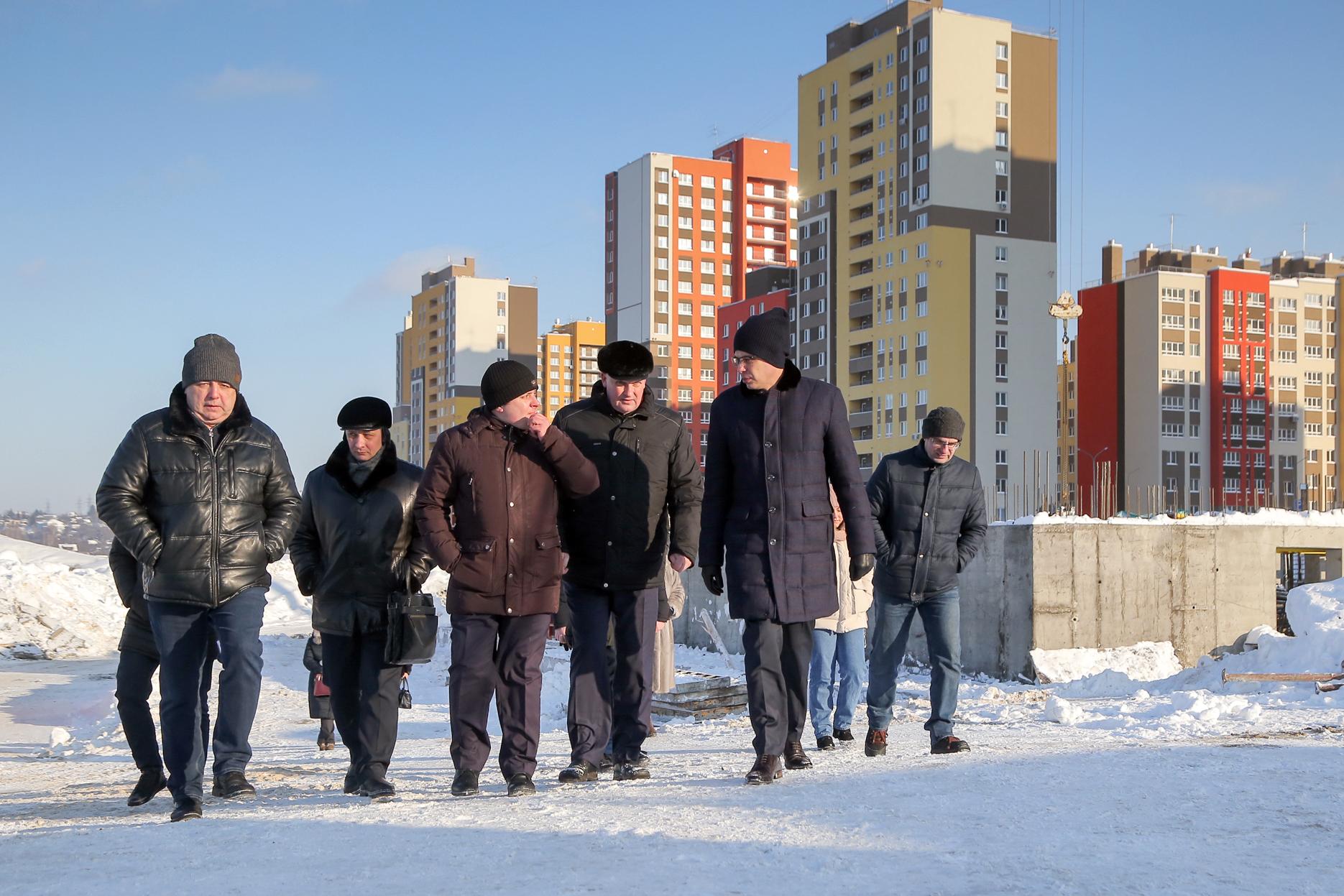 Два детских сада достроят в Новой Кузнечихе к осени 2021 года - фото 1