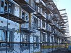 Ход строительства дома № 1 в ЖК Лайм - фото 48, Апрель 2019