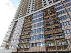 Ход строительства дома Литер 1 в ЖК Первый - фото 63, Октябрь 2018