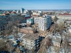 Ход строительства дома №1 в ЖК Премиум - фото 59, Апрель 2018