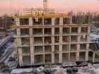 Ход строительства дома № 1 второй пусковой комплекс в ЖК Маяковский Парк - фото 72, Декабрь 2020