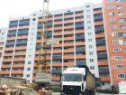 Ход строительства дома № 67 в ЖК Рубин - фото 30, Август 2015