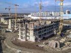 Ход строительства дома Литер 22 в ЖК Светлоград - фото 15, Декабрь 2020