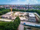 ЖК Открытие - ход строительства, фото 85, Июнь 2019