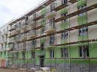 Ход строительства дома № 1 в ЖК Лайм - фото 27, Май 2019
