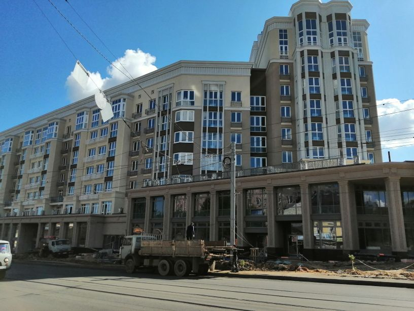 Объем строительства жилья в Нижегородской области увеличился на 11% - фото 1