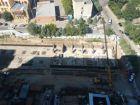 Ход строительства дома № 1 в ЖК Встреча - фото 84, Август 2018