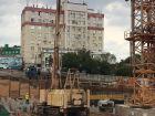 ЖК Космолет - ход строительства, фото 30, Август 2020
